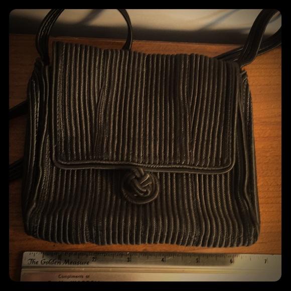 Armani Collezioni Handbags - Collezione New York made USA shoulder mini  handbag 95386be424936
